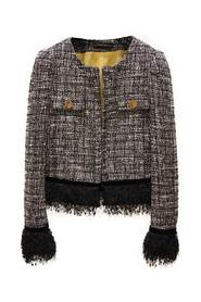 Tweed jacket - ADW2082C / N0188-80--40
