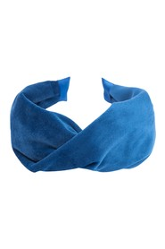 VELVET HAIR BAND FOLDED