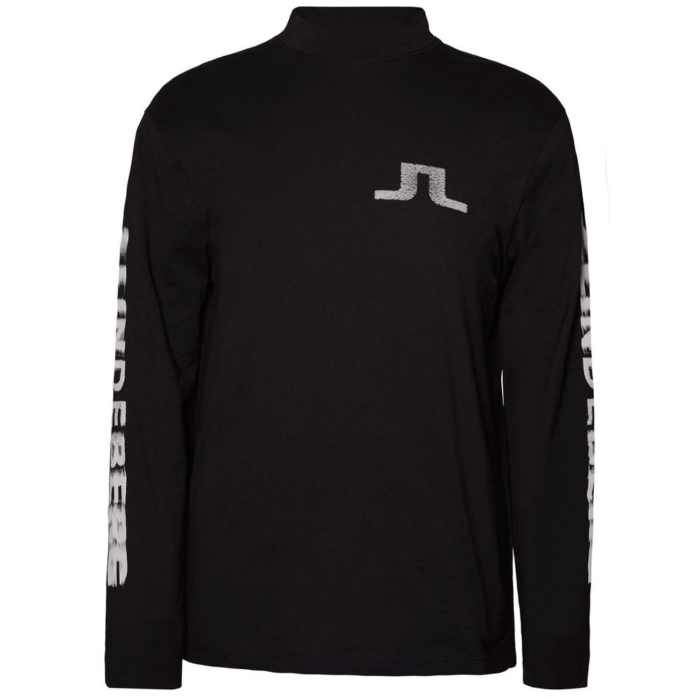 Long Sleeved Top Junip Logo Rips Cotton