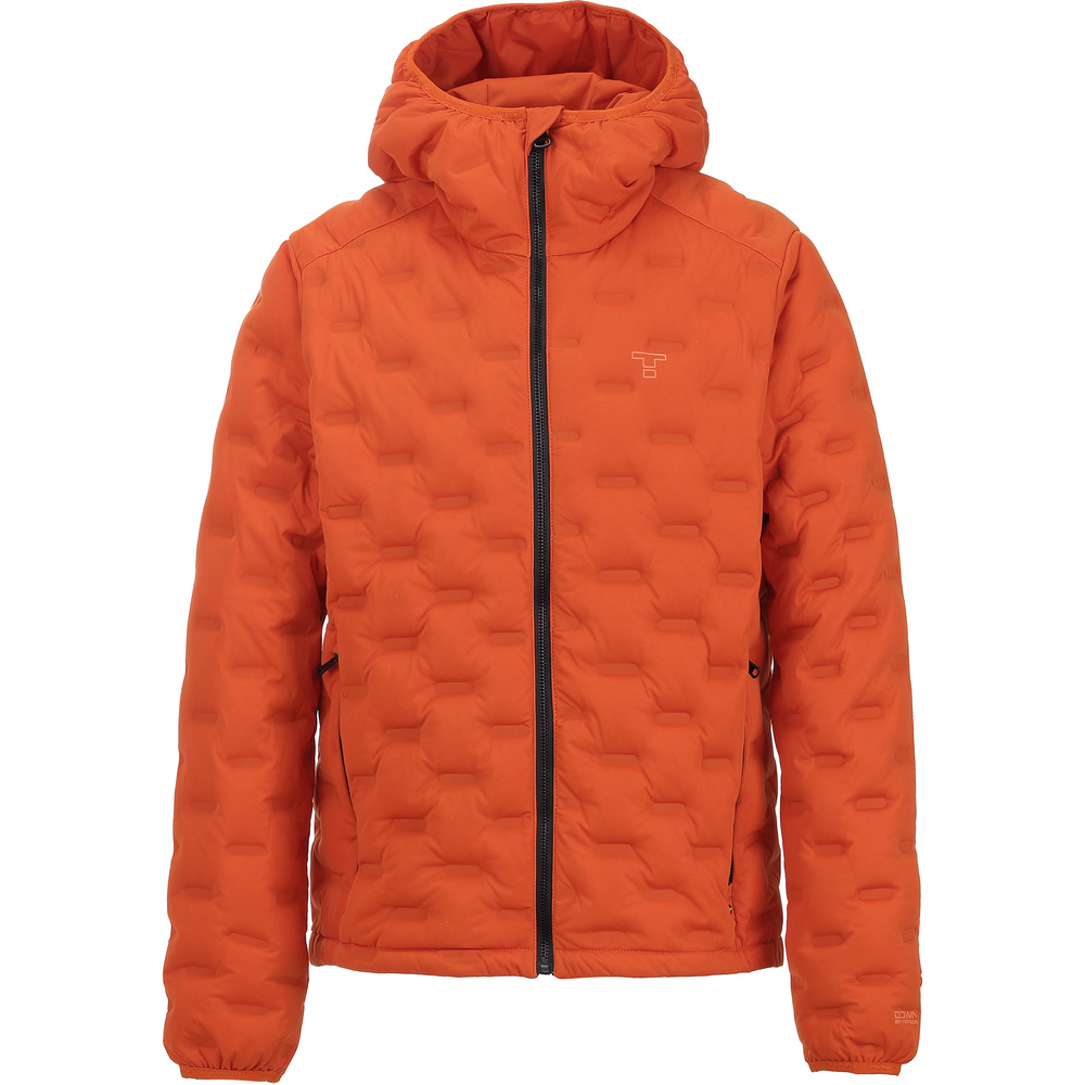 Tenson Siku Downjacket Herr Orange