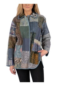 Belle  Patchwork Jacket