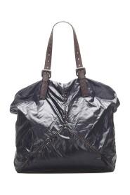 Pre-owned Tote Bag Fabric Nylon