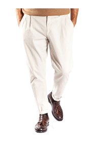 trousers with 2 pleats