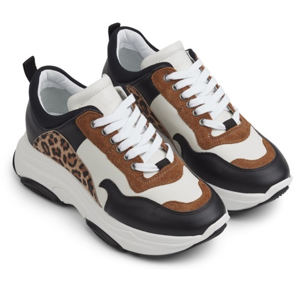 Just female milan sneaker leo