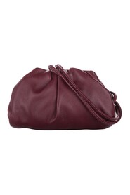 Pre-owned The Mini Pouch Leather Calf