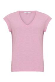 Heart Basic V-neck T-Shirt