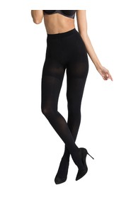 SPANX LUXE LEG TIGHT END TIGHTS VERY BLACK