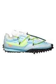 X Off-White Waffle Racer Sneakers