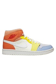 Air Jordan 1 Mid To My First Coach Sneakers