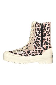 HIGH LEOPARD SNEAKERS