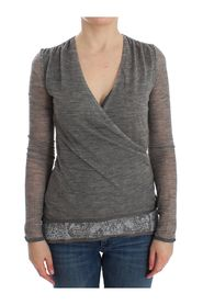 Blend Stretch Long Sleeve Sweater