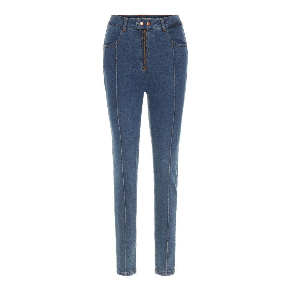 Skinny fit jeans High Rise