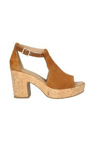 E115820D Sandals with heel