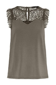 Sweethearts Lace sl Top