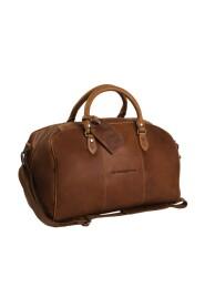 Liam Weekend Bag I Skinn Cognac