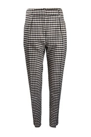 Bruna Check Trousers