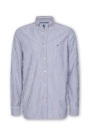 Slim Natural Soft Stripe Shirt