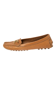 Leather Driving Loafers