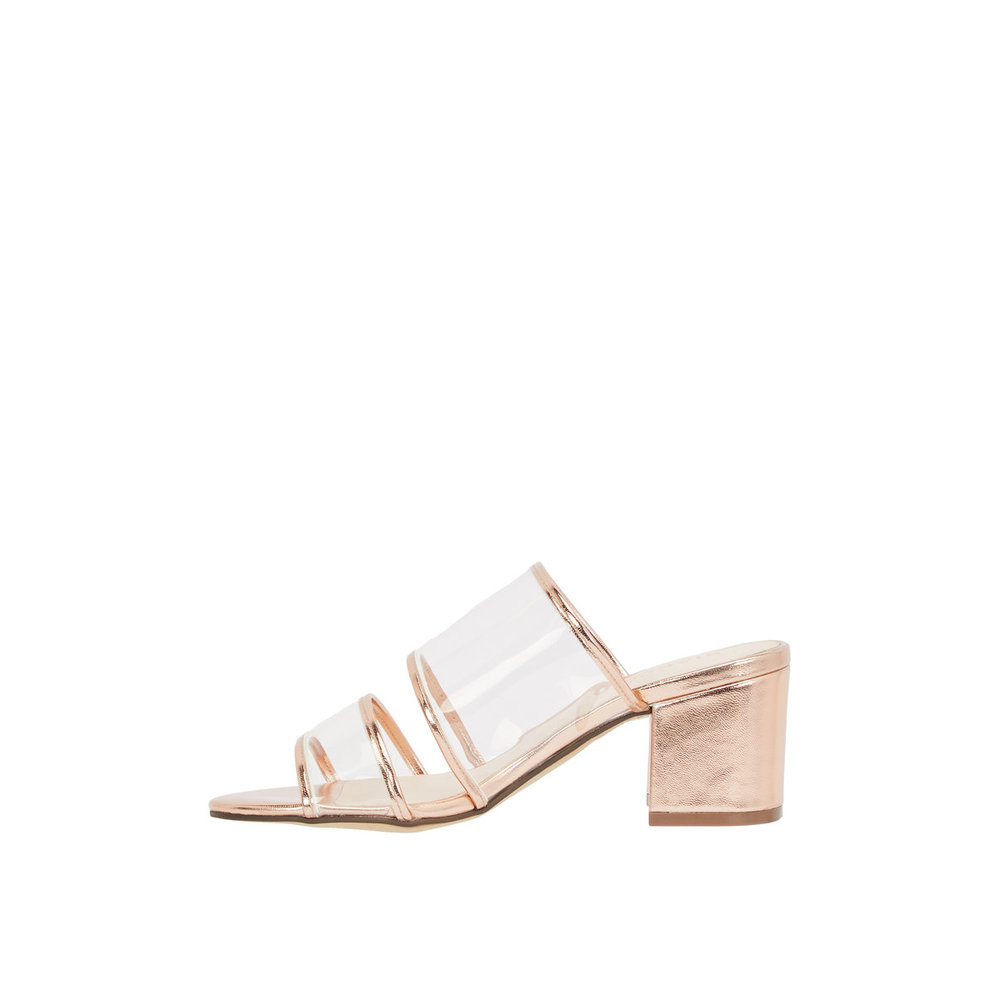 Sandals Wide Transparent
