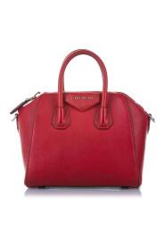 Antigona Leather Satchel