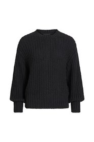 Knitted Pullover Rib oversized