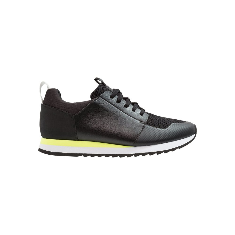 Deline Sneaker Leather Mix