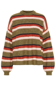 Yasblaine Knit Pullover