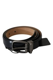 Oval Buckle Waist Belt