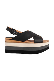 DIANA NAPA SOFT WEDGE SANDAL