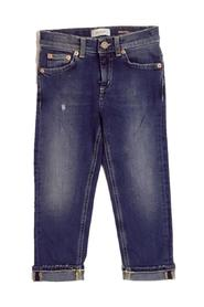 CARROT FIT JEANS WITH AMERICAN POCKETS