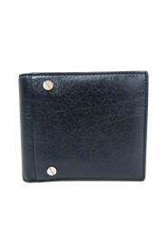 Pre-owned  286089 Leather Bill Wallet (bi-fold)
