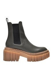 Emilie Ankle Boots in Polyurethane