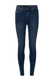 Skinny fit jeans NMVICKY Normal Waist