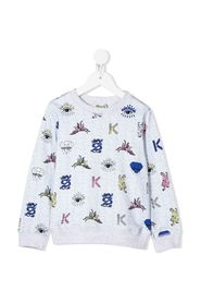 Judith lap sweatshirt