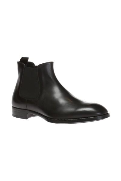 Black chelsea boots | Giorgio Armani | Boots
