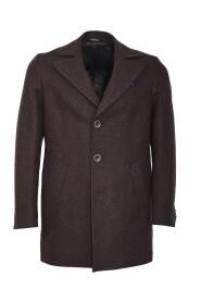 Pizzo wool coat