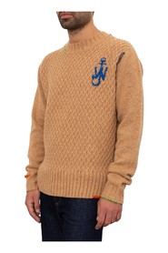 Crewneck Darning Jumper