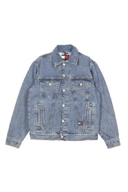 Jeans Jacket TJW Crest Flag Trucker Jacket