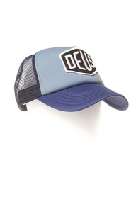Deus Ex Machina Blue Shield Cap pet