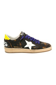 Ball Star lace-up trainers