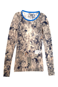 Shirt in gaas