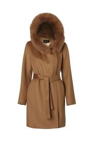 Lucinda uldfrakke
