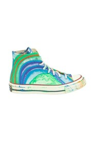 Hydro Dip Dyed Chuck 70 Canvas LTD High Top Sneakers
