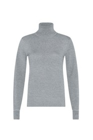 PULL LS ROLL NECK SWEATER