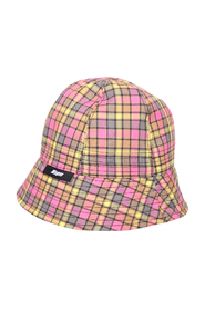 Logo detail bucket hat