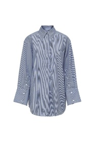 Mirabella Long Striped Shirt