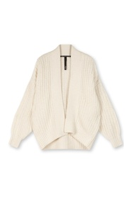 Short knitted cardigan 206601203-1125