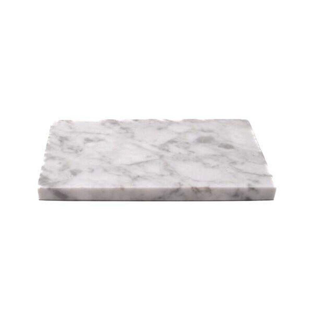 White Marble Plate S