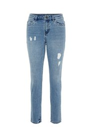 Regular fit  Ankle jeans
