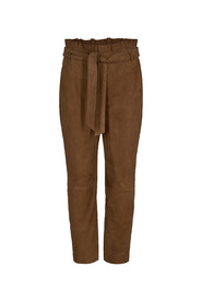 Phoebe Suede Pant